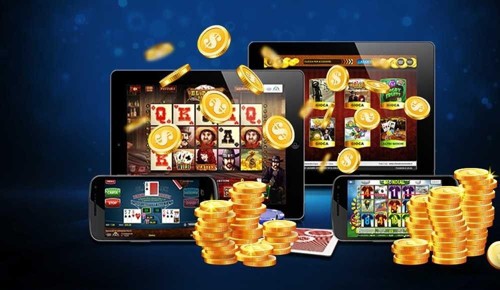 เกมคาสิโนออนไลน์ สล็อตออนไลน์ Goldenslot